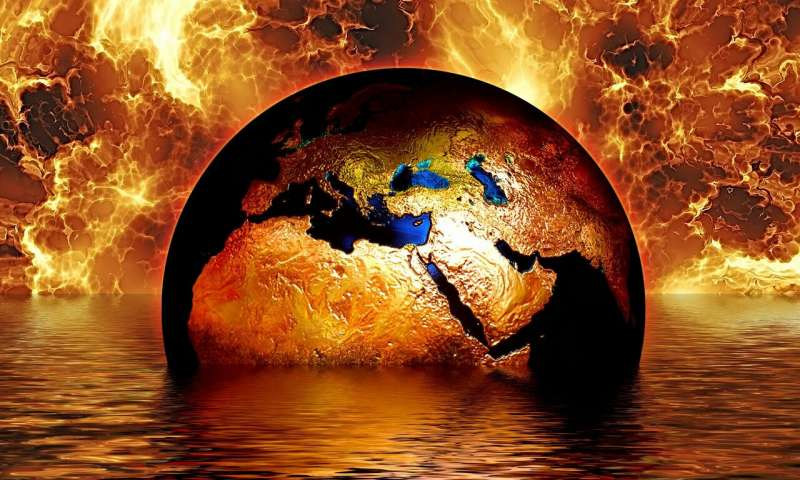 Study shows IPCC is underselling climate change