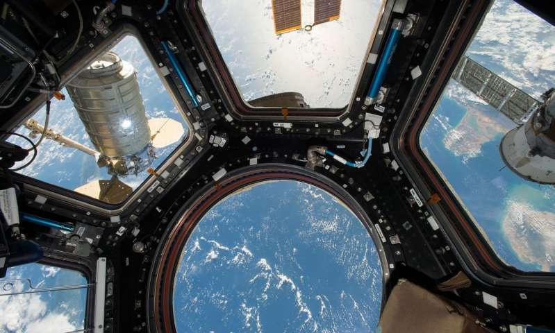 Superbugs have colonized the International Space Station—but theres a silver lining
