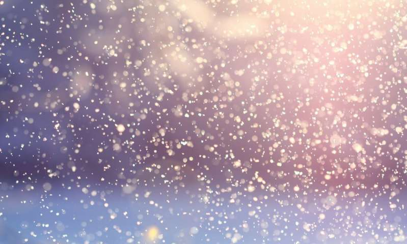 Best in snow New scientific device creates electricity from snowfall
