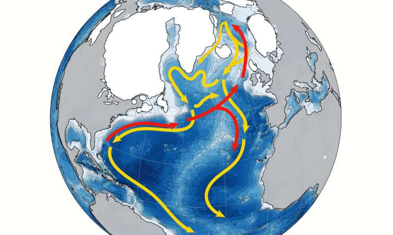 Carbon lurking in deep ocean threw ancient climate switch say researchers