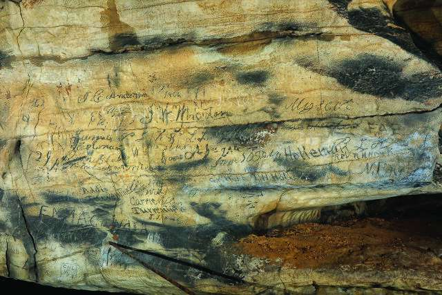 Researchers interpret Cherokee inscriptions in Alabama cave