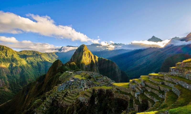 Abrupt climate change drove early South American population decline