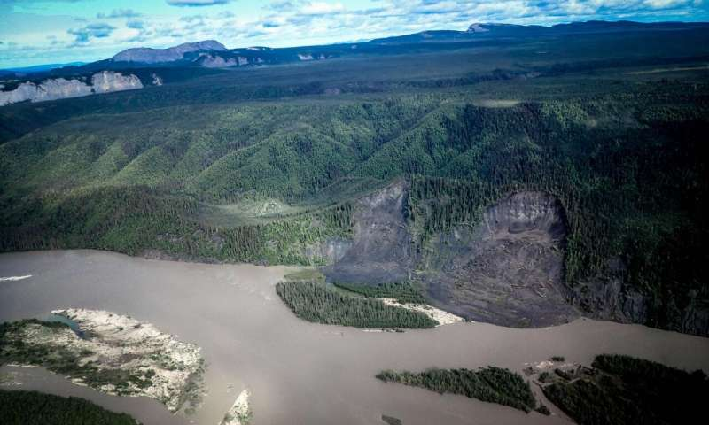Rapid permafrost thaw unrecognized threat to landscape global warming researcher warns