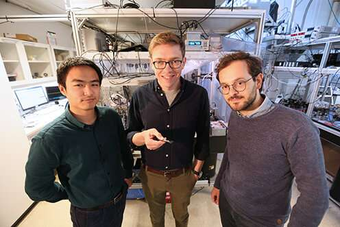 Researchers break quantum limit in the precision of force and position measurements