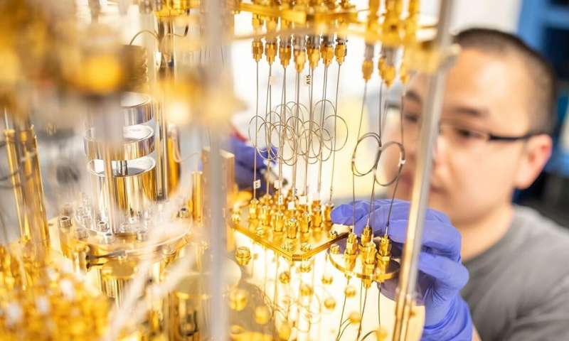Scientists connect quantum bits with sound over record distances