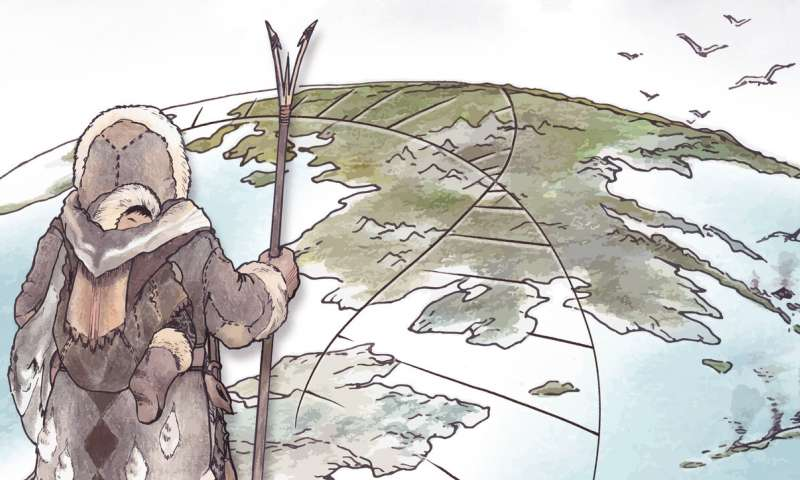 Ancient DNA sheds light on Arctic hunter gatherer migration to North America 5000 years ago