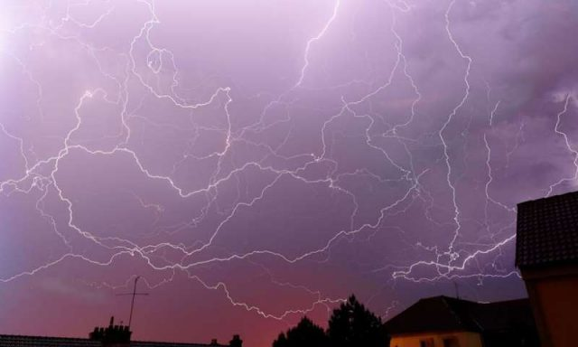 Climate change may shift timing of summer thunderstorms