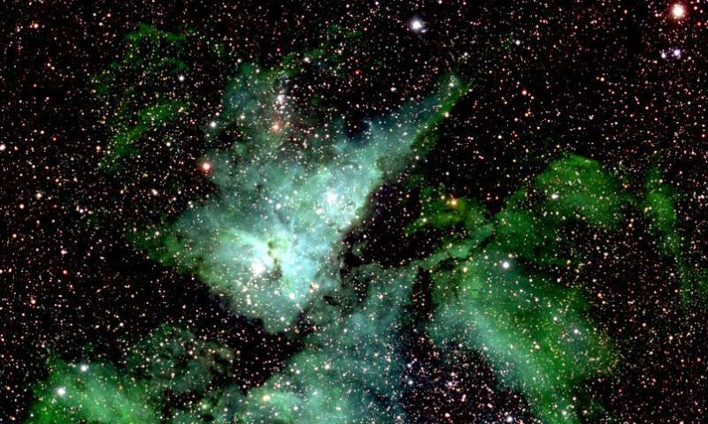How acids behave in ultracold interstellar space 1