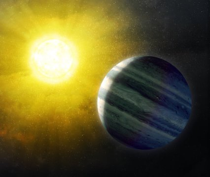 Jupiter like exoplanets found in sweet spot in most planetary systems