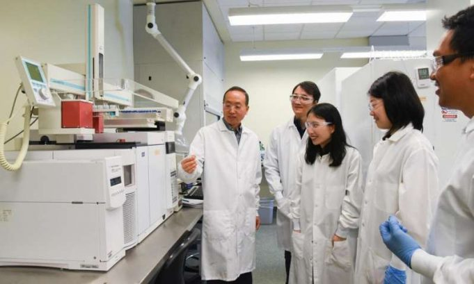 Research group finds way to turn plastic waste products into jet fuel