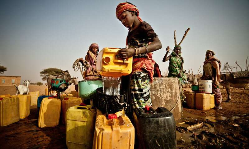 Study investigates how much climate change affects the risk of armed conflict