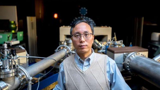 cropped Researchers explain visible light from 2 D lead halide perovskites