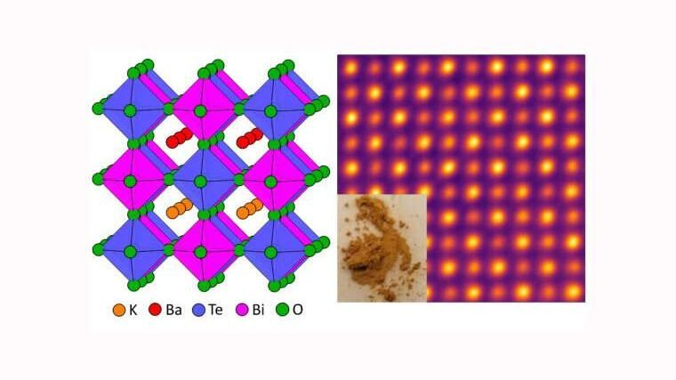 cropped Engineers discover lead free perovskite semiconductor for solar cells using data analytics supercomputers