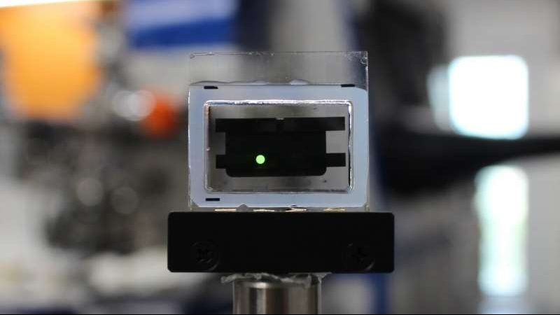 cropped Extraordinarily thick organic light emitting diodes solve nagging issues