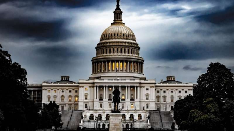 cropped Forces behind growing political polarization in congress revealed in new model