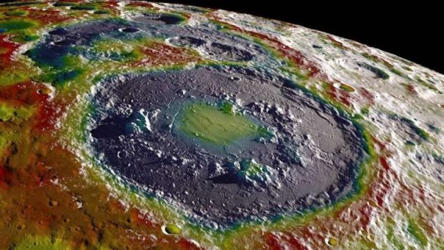 cropped Inside dark polar moon craters water not as invincible as expected scientists argue