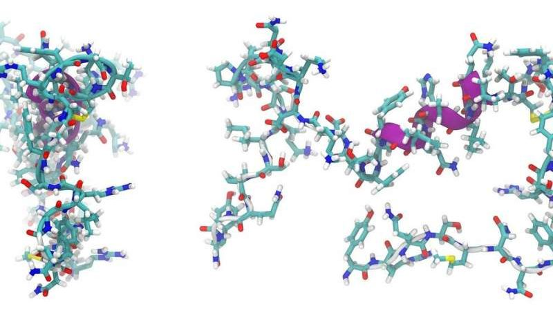 cropped Origin of life insight peptides can form without amino acids
