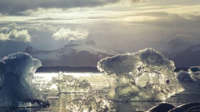 cropped Researchers detect bromine atoms in springtime Arctic