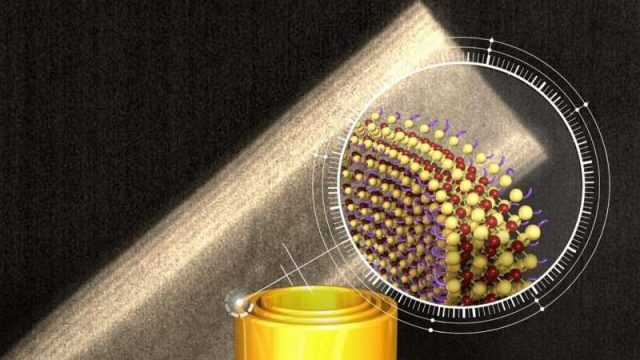 cropped Researchers discover semiconducting nanotubes that form spontaneously