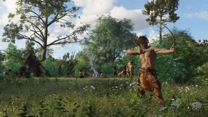 cropped Stone tool changes may show how Mesolithic hunter gatherers responded to changing climate