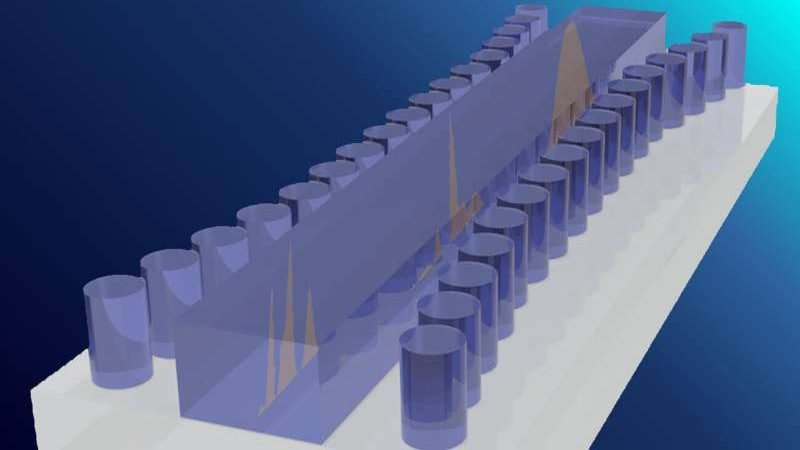 cropped Tsunami on a silicon chip a world first for light waves