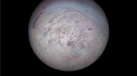 cropped Unprecedented discovery of unique infrared light signature on Neptunes moon Triton