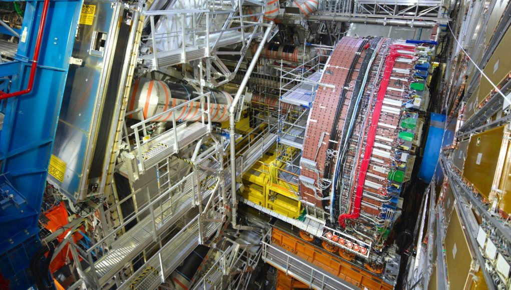 cropped ATLAS Experiment explores the Higgs boson discovery channels