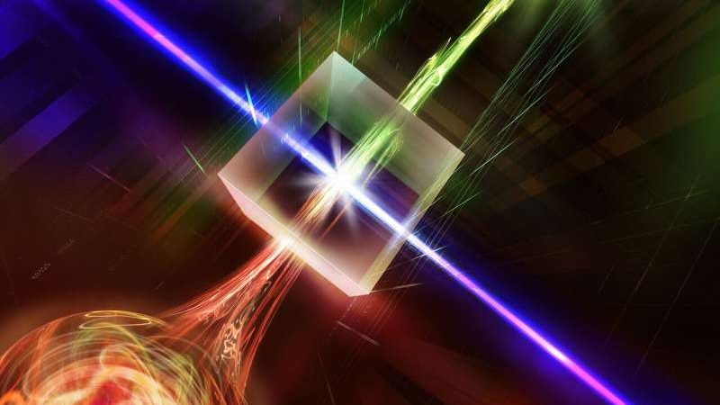 cropped Entanglement sent over 50 km of optical fiber