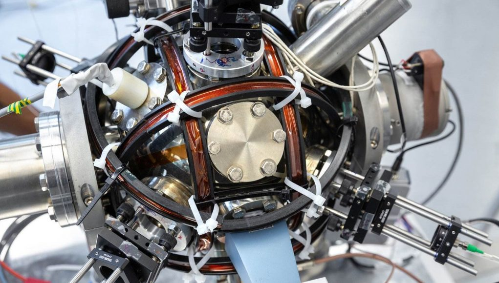 cropped Lab based dark energy experiment narrows search options for elusive force
