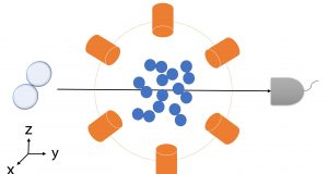 cropped Quantum entanglement in chemical reactions