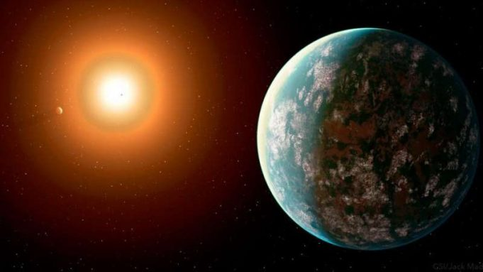 cropped TESS satellite uncovers first nearby super Earth