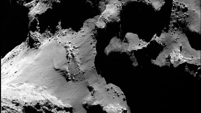 cropped Comets collapsing cliffs and bouncing boulders