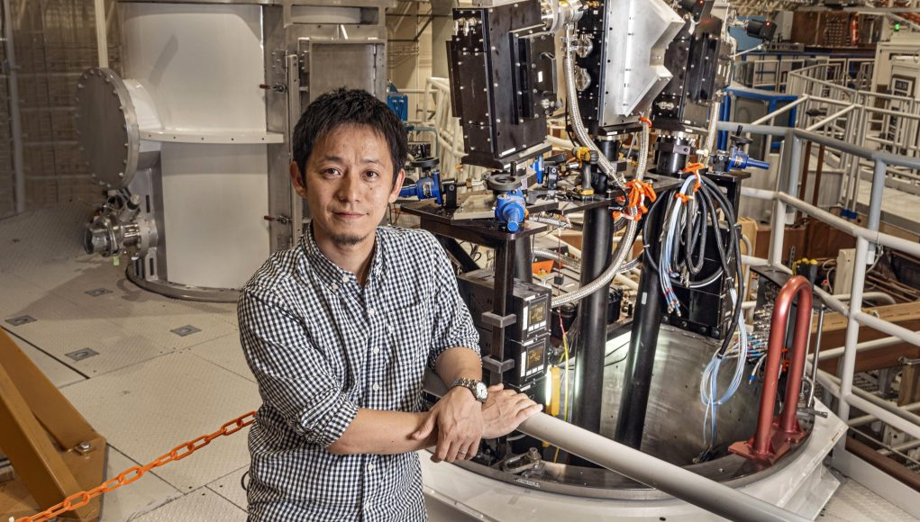 cropped Experiments at temperature of sun offer solutions to solar model problems