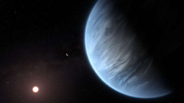 cropped First water detected on potentially habitable planet