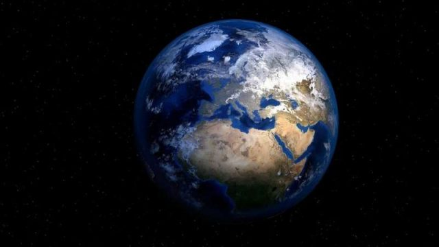 cropped Mathematical modelling sheds new light on how continents may have formed