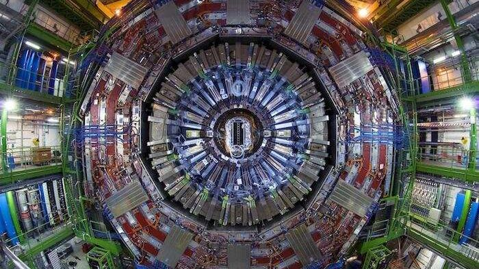 cropped Near misses at Large Hadron Collider shed light on the onset of gluon dominated protons