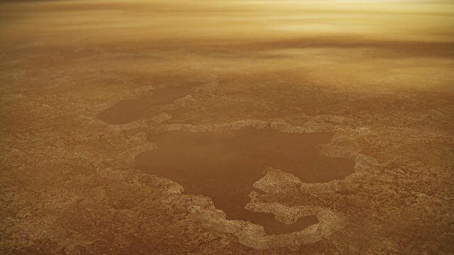 cropped New models suggest Titan lakes are explosion craters