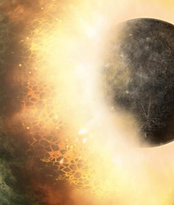 cropped Planetary collisions can drop the internal pressures in planets