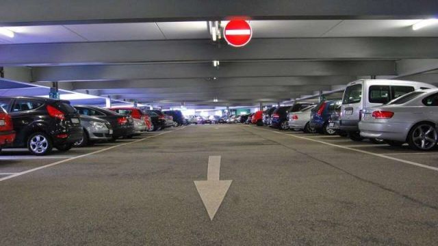 cropped Where to park your car according to math