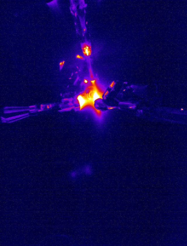 A star is born Using lasers to study how star stuff is made