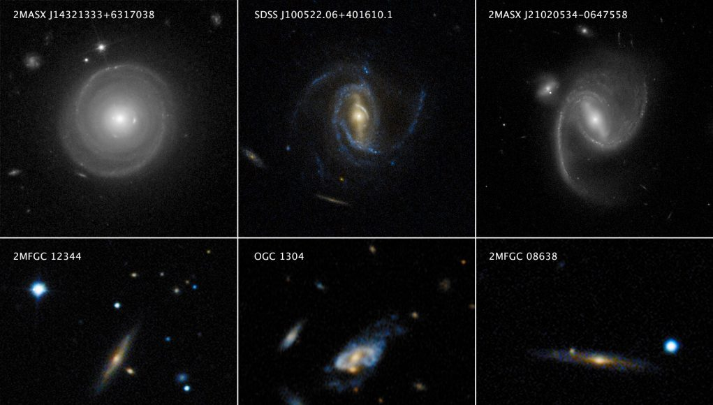 Dark matter tugs the most massive spiral galaxies to breakneck speeds