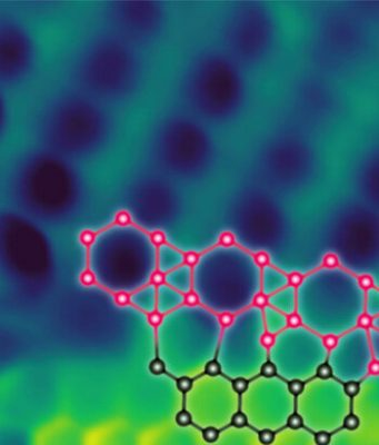 New research integrates borophene and graphene into 2 D heterostructures
