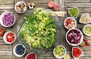 Nutritious foods have lower environmental impact than unhealthy foods