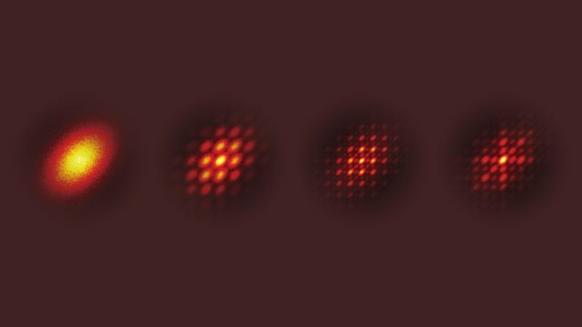 Stretched photons recover lost interference