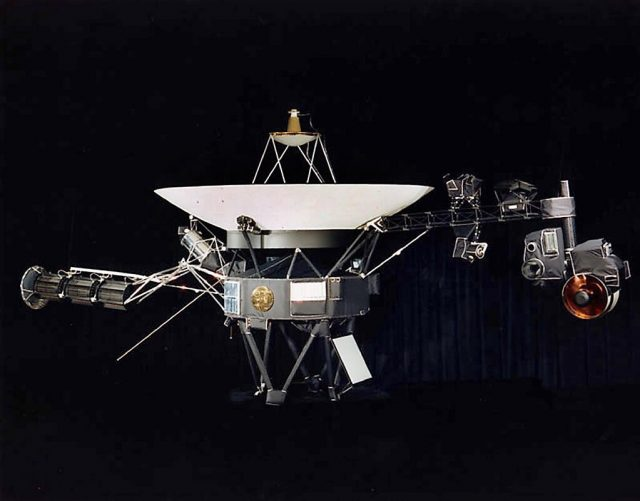 42 years on Voyager 2 charts interstellar space