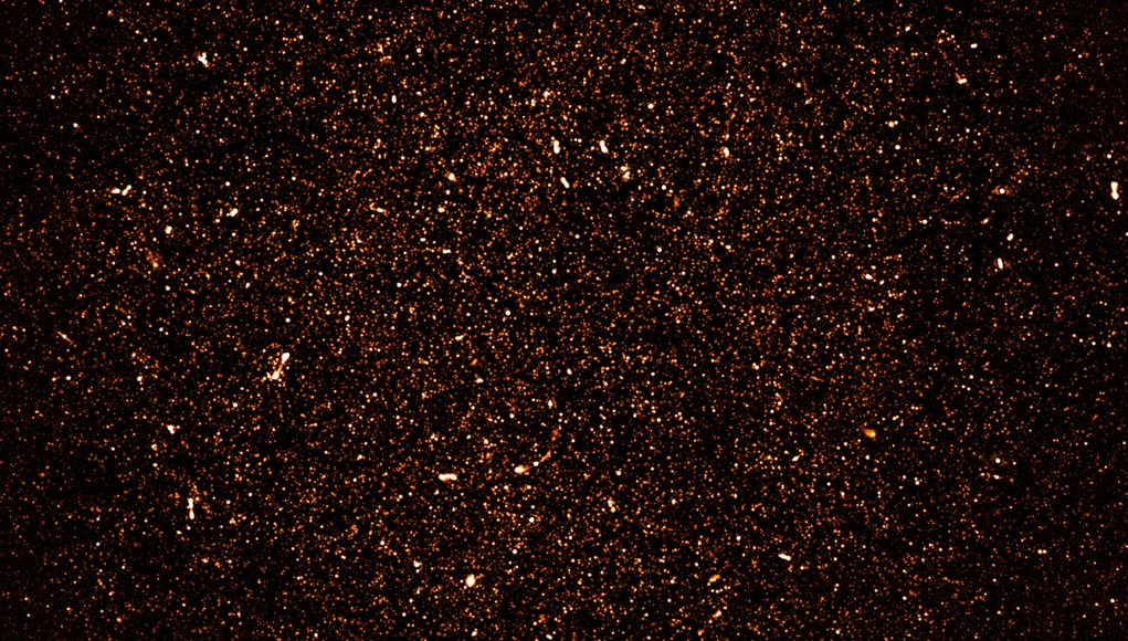 Distant Milky Way like galaxies reveal star formation history of the universe