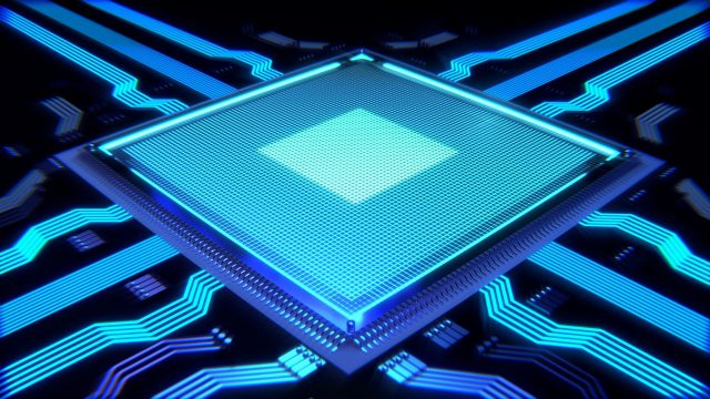 Electro optical device provides solution to faster computing memories and processors
