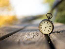 Forgetfulness might depend on time of day