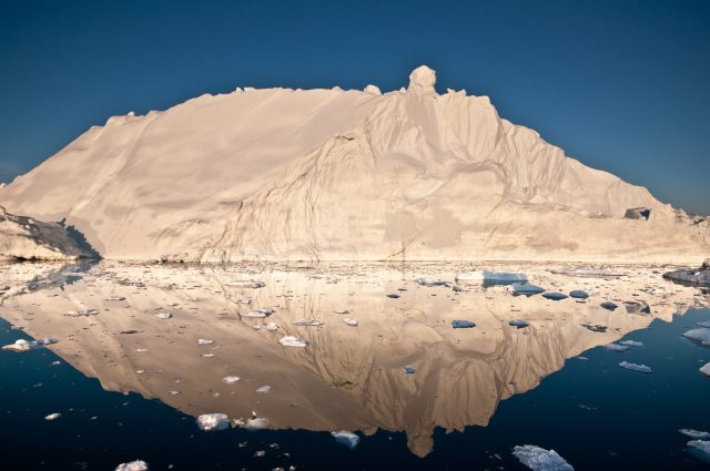 Greenland ice losses rising faster than expected scaled