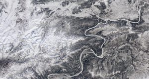 New study estimates the global extent of river ice loss as Earth warms